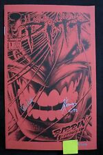 IMAGE COMICS PITT ASHCAN #1 SIGNED BY DALE KEOWN AND PITT #1 NEW