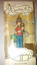 Hallmark NEW Queen of Shopping Keepsake Ornament Handcrafted Sue Tague