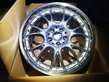 4 X Cerchi Ruote BBS Wheels Jantes 8,5X18 5x114,3 ET35 Polished CK512PO
