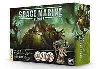 Warhammer Space Marine Heroes Series 3 Japan Death Guard basic Paintset