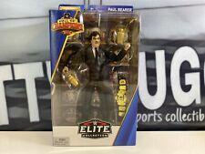 WWE Elite Hall Of Champions Paul Bearer with WWE Championship & Urn