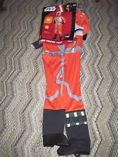 X-Wing Fighter Pilot Costume by Rubies Size Youth Small 4-6