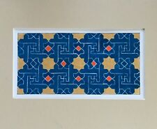 Original Traditional Geometry Art-Pattern-Decorative-Gift Idea- G30