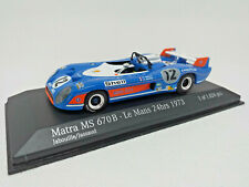 MINICHAMPS 1:43 - Matra MS 670b Le Mans 24 hrs 1973 430731112