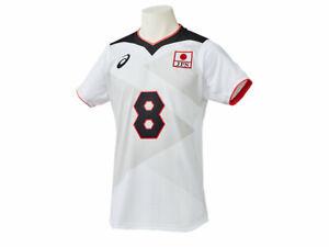 VB Men's National Team Authentic Shirt ASICS Officail Model 7 Types Of Colors