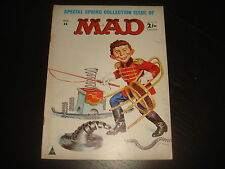 MAD MAGAZINE #52  British UK Edition  VG/FN