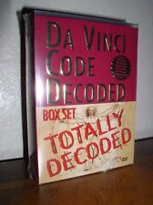 DA Vinci Code Decoded: Totally Decoded (DVD, 2006, 3-Disc Set, NEW)