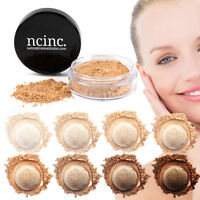 Mineral Makeup Foundation 20ml  :: Bare Naked Skin Minerals Foundation by NCinc.