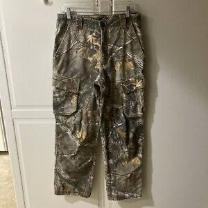 "NICE Redhead Silent Hide Camo Cargo Pants. Size M 30""- 32"" X 30"" Inseam."