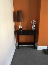 BESPOKE H80 W80 D25cm CONSOLE HALL BEDROOM KITCHEN BATHROOM TABLE 2 DRAWERS