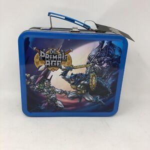 Funko DC Primal Age Universe Joker Batman Collector Tin Lunchbox New
