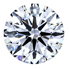 Loose Round Brilliant Diamond 0.50ct D/VVS2 VG/G/G GIA 5.09-5.17 x 3.06 mm