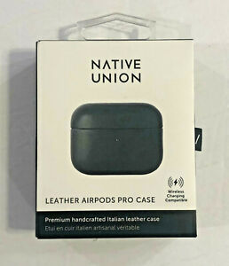 Native Union - Leather Airpods Pro Case - Black