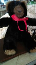 Mink Bear genuine fur mink 16 inches