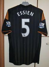 Chelsea 2010 - 2011 Away football shirt jersey adidas Size S #5 Essien
