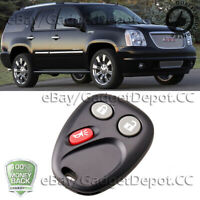 For LHJ011 Tahoe Chevy Yukon GMC Sierra Keyless Entry Remote Key Fob KP000044