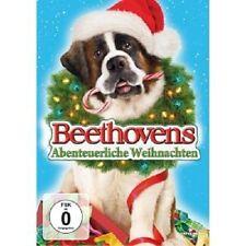BEETHOVEN 6-BEETHOVENS ABENTEUERLICHE WEIHNACHTEN-DVD NEU JOHN CLEESE,J. KASSIR