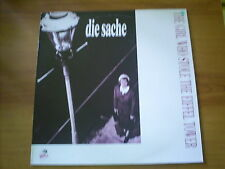 DIE SACHE The girl who stole the Eiffel tower GERMAN LP 1987
