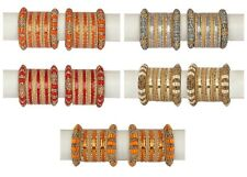Indian Bangles Bollywood Wedding Bracelet Beautiful Multi Color Women's Bangle