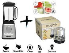 Magimix-Power Blender   frullatore-blender trita anche il ghiaccio (made France)