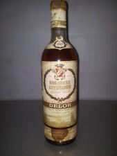 Vino Bordeaux Supérieur Delor & Co. 1967 French wine