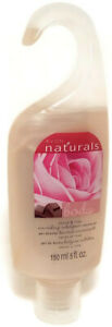 Avon Naturals Cocoa & Rose Body Wash Shower Gel Women 5 fl oz 150 ml Hanger hook