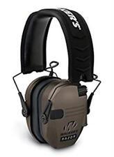 GSM GWP-RSEM-FDE Walkers Razor Slim Shooter Muff Headphone Dark