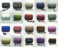 """NEW 3/8"""" 10mm Sparkle Glitter Velvet Ribbons Headband Clips Bow U pick Colors"""