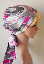 Head scarf, silky hair wrap, sleeping bonnet, bad hair day scarf, tichel, bonnet