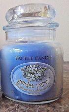 Yankee Candle Swirl Garden Party  Medium Jar 1 SINGLE Midnight Jasmine & Garden
