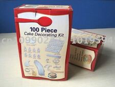 LJS: 100 Piece Cake Decorating Kit Set