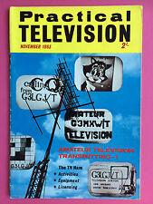 Practical Television - November 1963 - Amateur Television Transmitting-1 - Mag