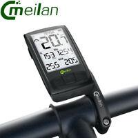 Meilan M4 Wireless Bike Computer Bluetooth Speedometer Odometer Outdoor Sports