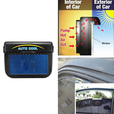 Perfect Solar Power Car Window Windshield Air Vent Cooling Fan Cooler Radiator