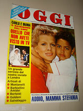 OGGI=1981/32=STEFANIA ROTOLO=ALBERTO SAVINO=ROBERTO SANDALO=ALBERTO MORAVIA=