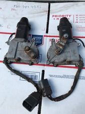1992-1994 Nissan 240 SX Convertible 2 L/R Headlight Motors In Working Condition