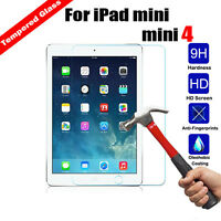Real Screen Protector Tempered Glass For Apple iPad Mini 4 PRO 9.7 Pro 11 2018