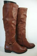 Apt 9 Brown Riding Boots Womens 6