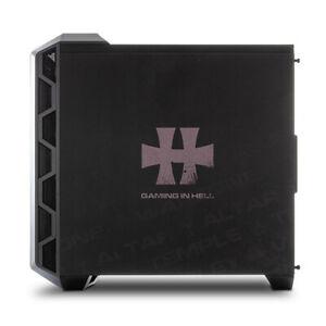 Cooler Master MasterCase H500 Gris ARGB - Hellfest 2K21 Edition - NEUF