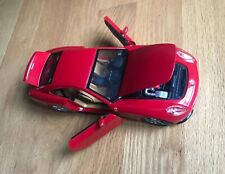 Hot Wheels Ferrari Scaglietti 612 1:18 RED Die Cast Model Car 2003