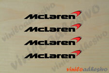 PEGATINA STICKER VINILO Mclaren F1 formula 1 autocollant aufkleber adesivi