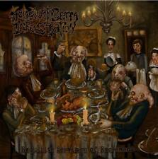 MALIGNANT GERM INFESTATION -CD- Exquisite Servings of Excrement (2016)