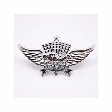 SINGAPORE ARMY AIRBORNE BASIC HALO FREEFALL BADGE NEW - RARE Special Forces Para