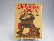 Family Christmas Book Illustrated by Normal Rockwell Saturday Evening Post