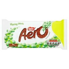 Nestle Aero Peppermint Minze Schokolade  100g  - Luft Schokolade
