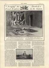 1902 Cemetery At Naauwport Ladysmith Pretoria Death In The Sudan Skeleton