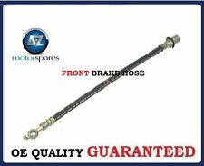 FOR LEXUS SC SC430 4.3i 11/2001-> NEW FRONT BRAKE FLEXI RUBBER HOSE *OE QUALITY*