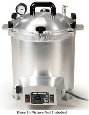 New ALL AMERICAN 50X Electric Autoclave Sterilizer
