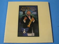 Festival TILE ~ New Orleans Jazz & Heritage Fest Art4Now ~ RARE 2000 Al Hirt