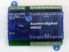 Kühn WD10 - WD-10 Kühn Universeller Schaltdecoder - Spur N - NEU